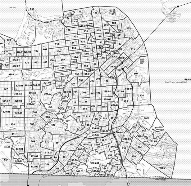 2010 Census Maps Census 2010