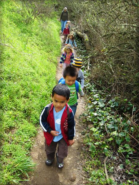 Children From Noe Valley Nursery School Front To Rear Toby Chandriani Dante Jared De Leone Jaguar Share Mathilda Clemons Elina Asensio